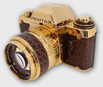 Classic Pentax Repair Specialists